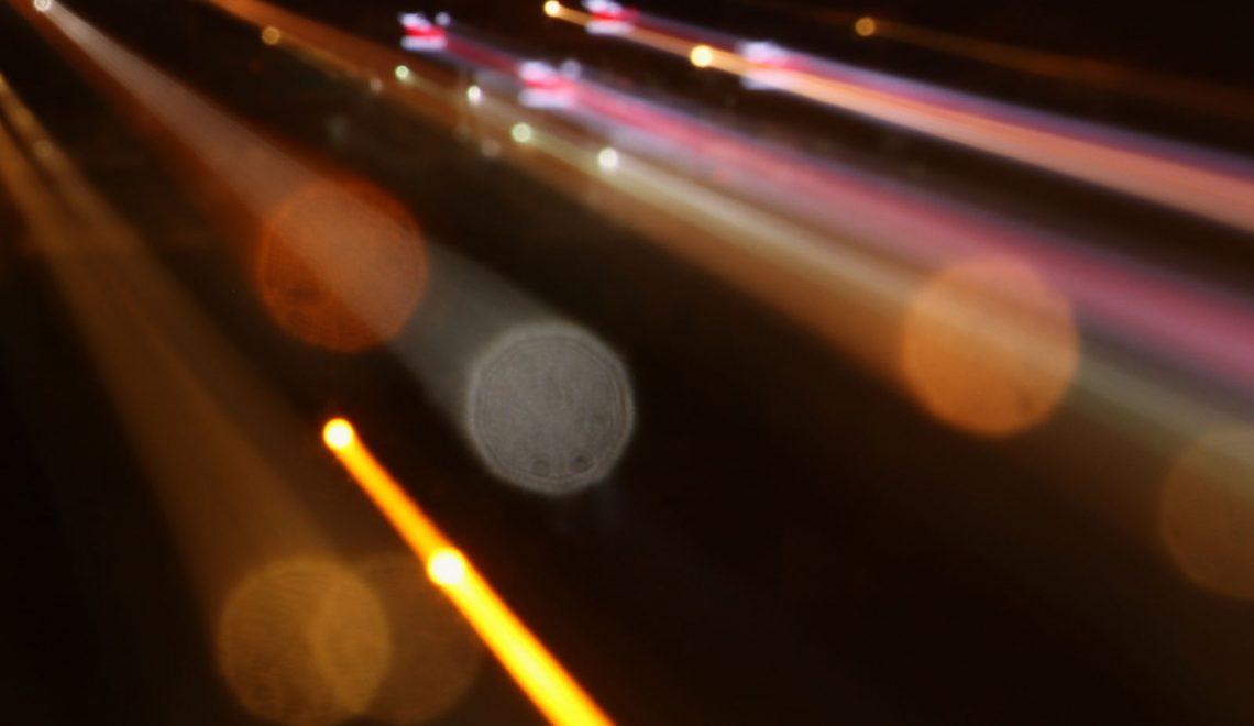 Lights and space - digital detox
