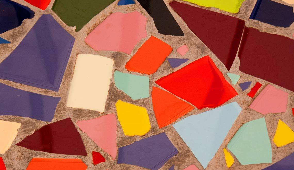 Mosaic-pattern